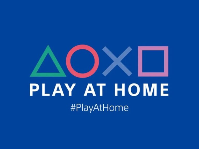 PlayStation anuncia juegos gratuitos y ofertas con Play at Home