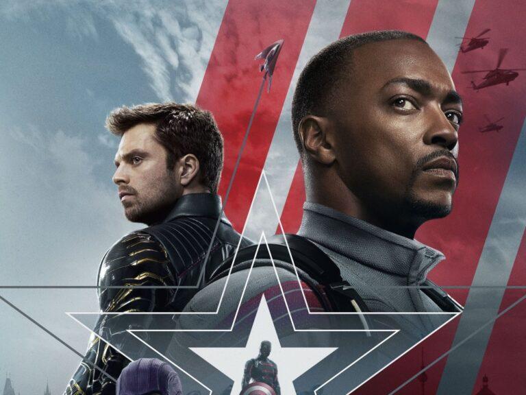 Nuevo trailer de Falcon y el Soldado del Invierno