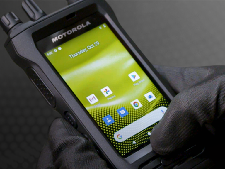 Todo sobre la nueva radio inteligente MOTOTRBO Ion de Motorola Solutions