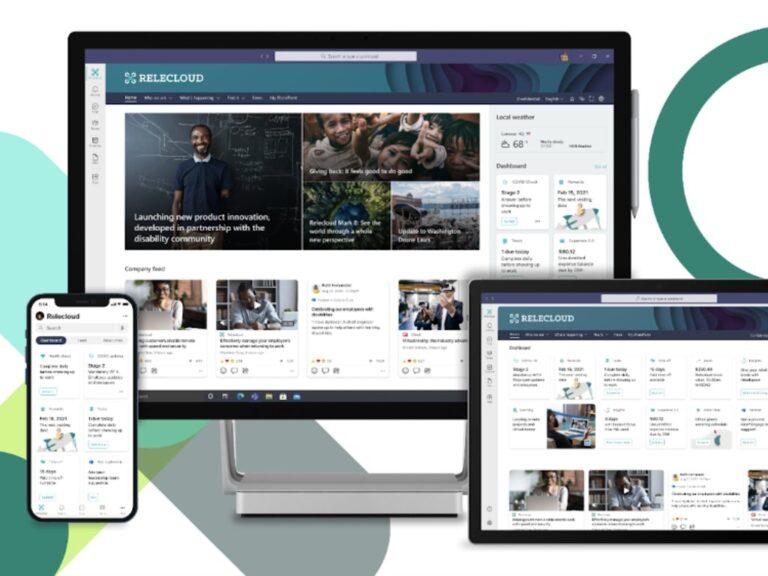 Viva, la nueva solución de Microsoft para mejorar el bienestar laboral