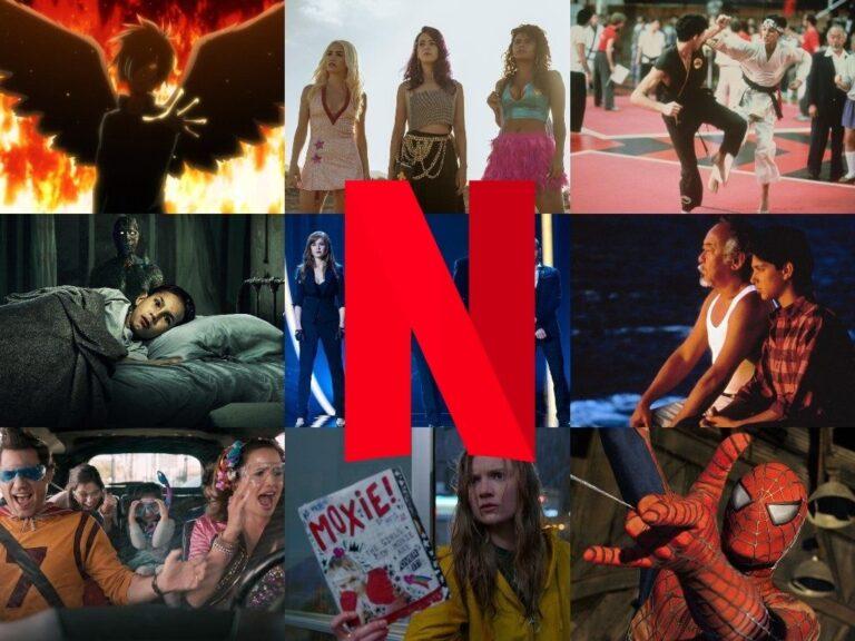 Lo que llega a Netflix en marzo