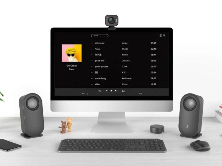 Los nuevos parlantes bluetooth de Logitech con sonido envolvente y sin cables: Z407