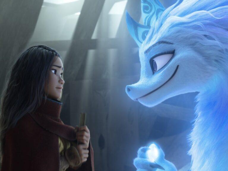 Raya y el último dragón, la nueva película de Disney