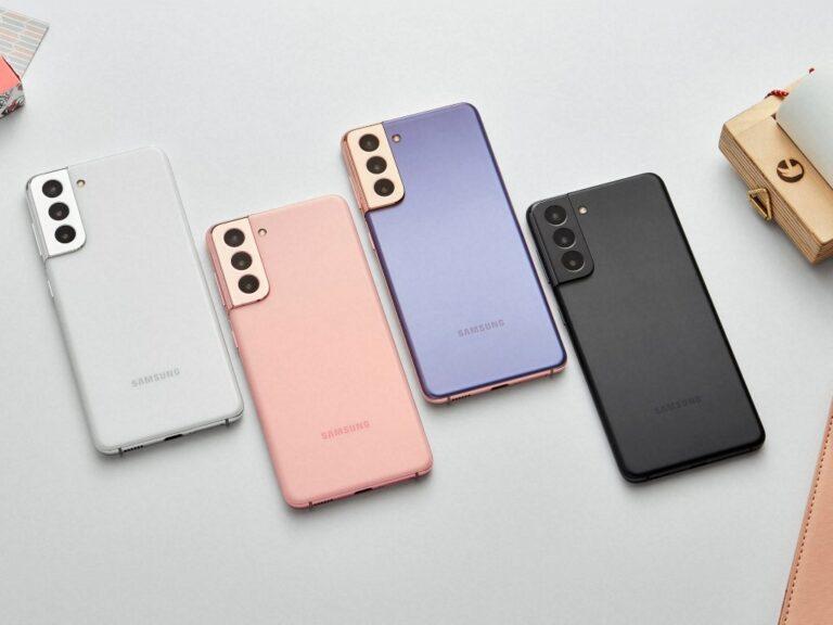 Llega a la Argentina Samsung Galaxy S21 Series 5G