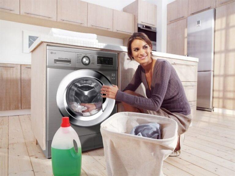 LG 6 motion: cómo funciona la innovadora tecnología presente en sus lavarropas