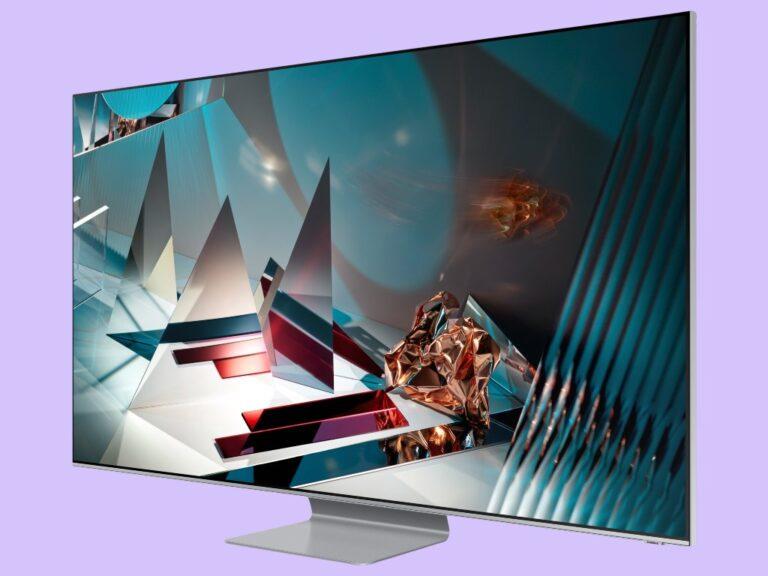 Samsung presenta el nuevo modelo de la TV QLED 8K