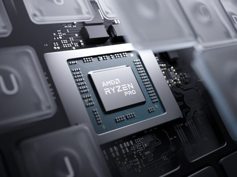 AMD presentó los Procesadores Móviles Ryzen PRO Serie 5000
