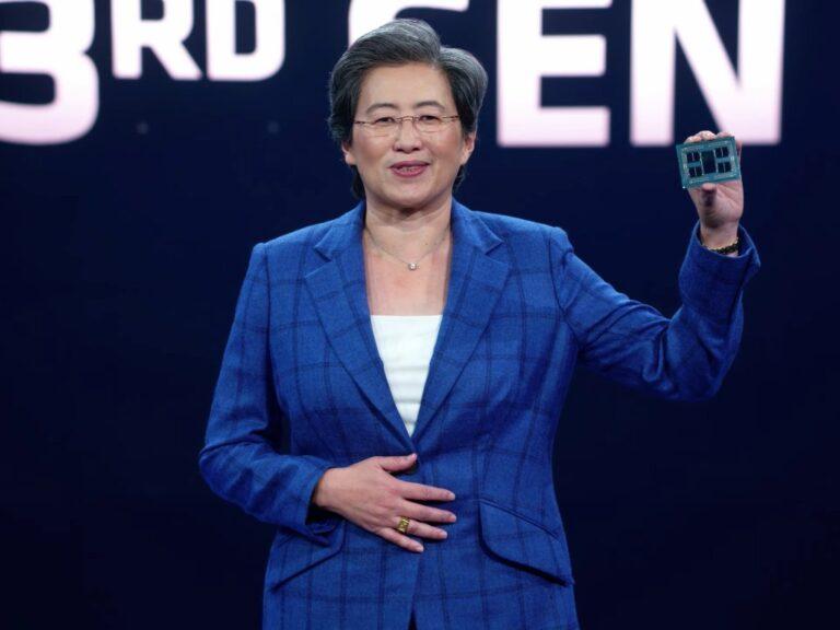 AMD EPYC Serie 7003: lo que tenés que saber