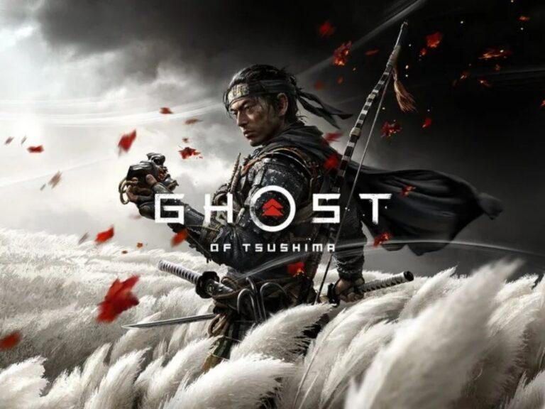 Se viene la película de Ghost of Tsushima de la mano de Sony Pictures