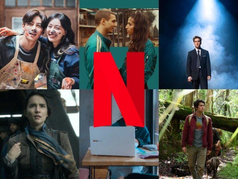 Lo que llega a Netflix en abril