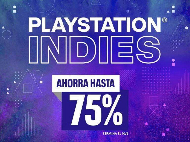 Nuevas ofertas de PlayStation con descuentos de hasta el 75% en juegos indies