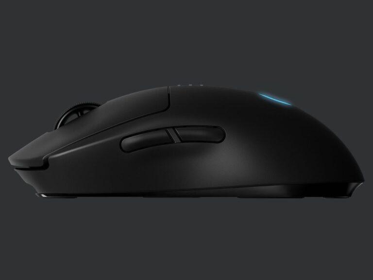 Logitech G presenta un mouse inalámbrico para eSports