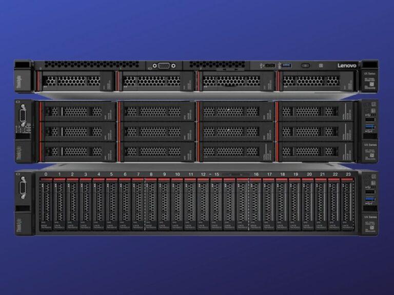 """Soluciones """"Edge-to-Cloud"""" de Lenovo con procesadores AMD EPYC 7003"""