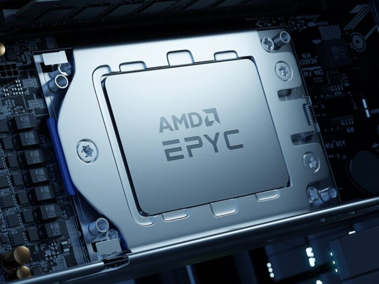 Los procesadores AMD EPYC Serie 7003 llegan a Argentina