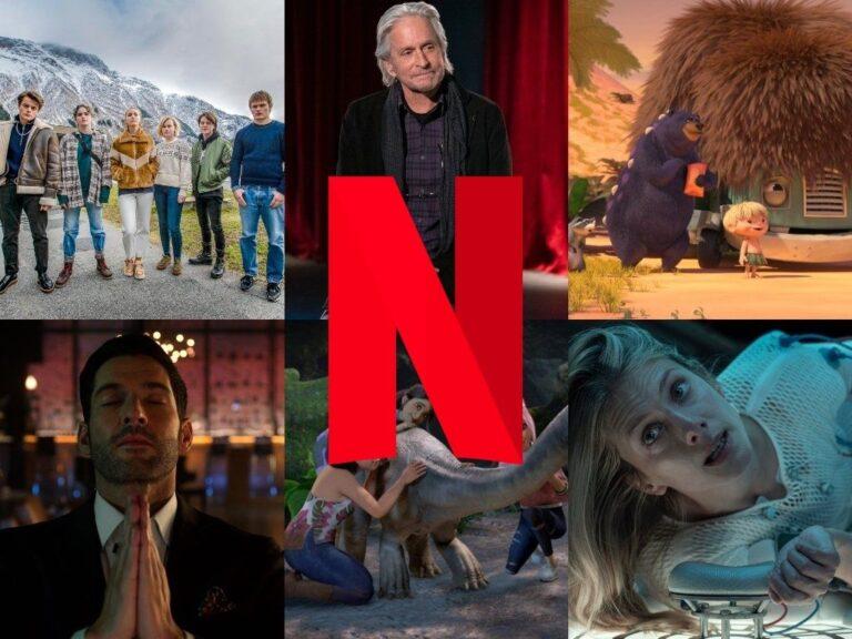 Lo que llega a Netflix en mayo