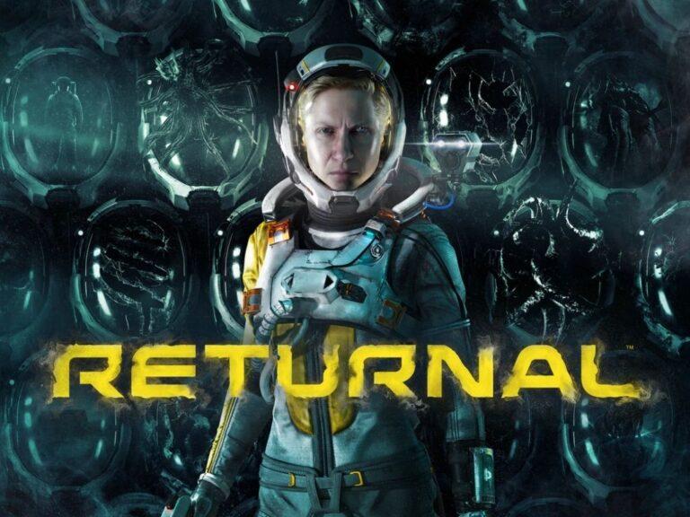 Playstation anuncia la preventa de Returnal el nuevo juego exclusivo de PS5
