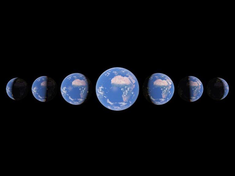 Timelapse de Google Earth: cómo cambió el planeta en las últimas 4 décadas