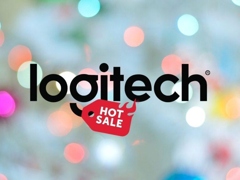 Logitech se suma al Hot Sale con descuentos de hasta el 30%