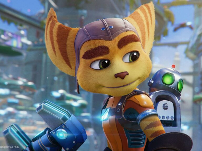 PlayStation anuncia de Ratchet & Clank: Rift Apart en preventa