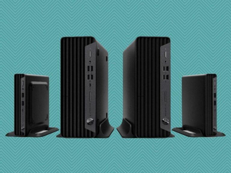 HP presenta nuevas desktops