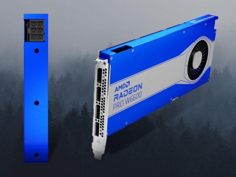 AMD presenta las nuevas tarjetas gráficas para estaciones de trabajo