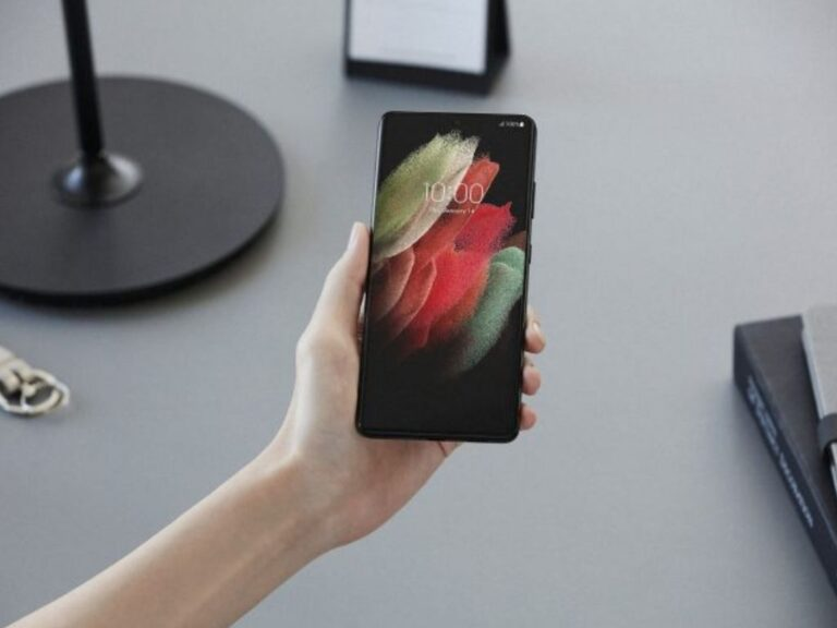 Samsung presenta una edición limitada de Galaxy S21 Ultra 5G de 512 GB