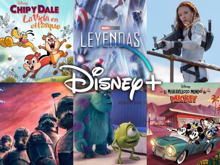 Los estrenos más destacados de agosto en Disney+