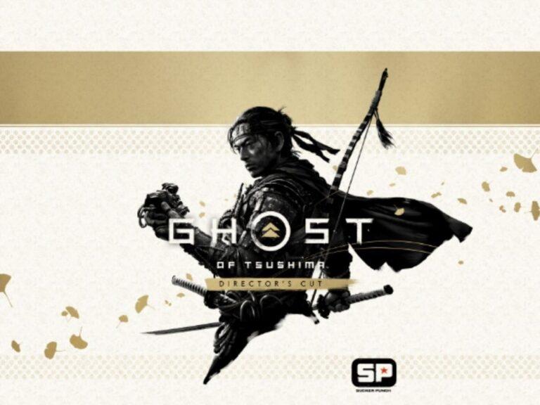 """PlayStation lanza """"Ghost of Tsushima: Versión del director"""""""
