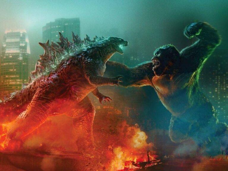 Godzilla vs Kong ya se encuentra disponible en HBO Max