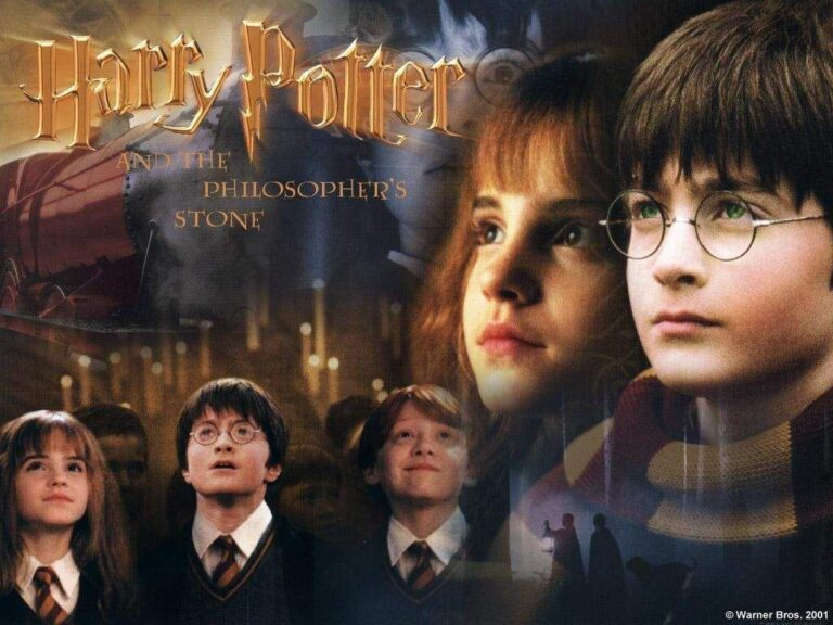 Harry Potter y la piedra filosofal en modo mágico