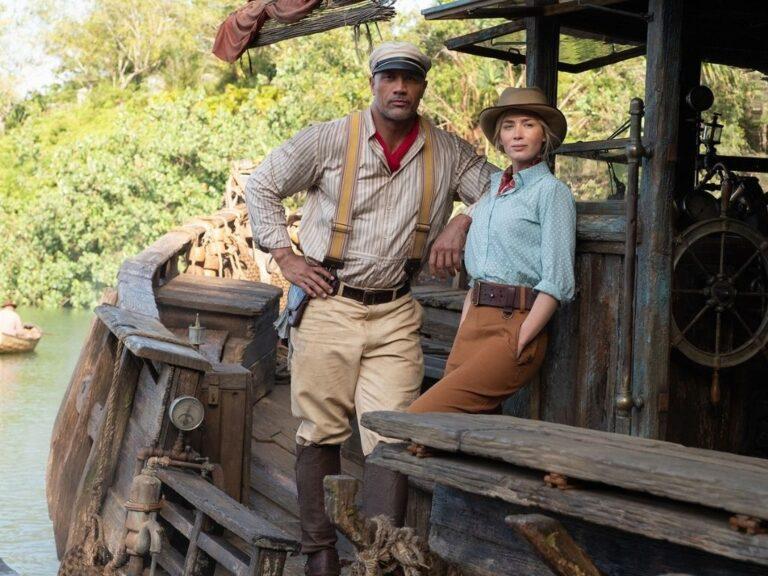 A un mes del estreno de Jungle Cruise: trailers, posters y adelantos