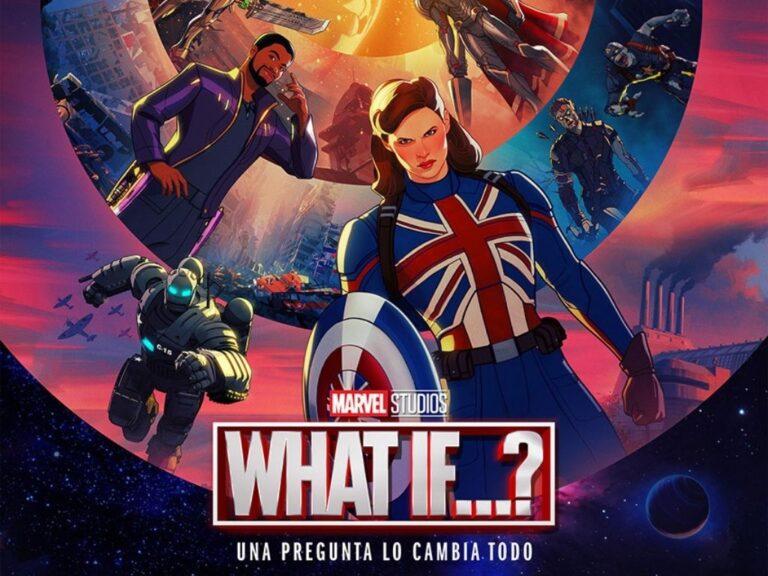 "La nueva serie de Marvel Studio ""What if…?"" llega a Disney+"