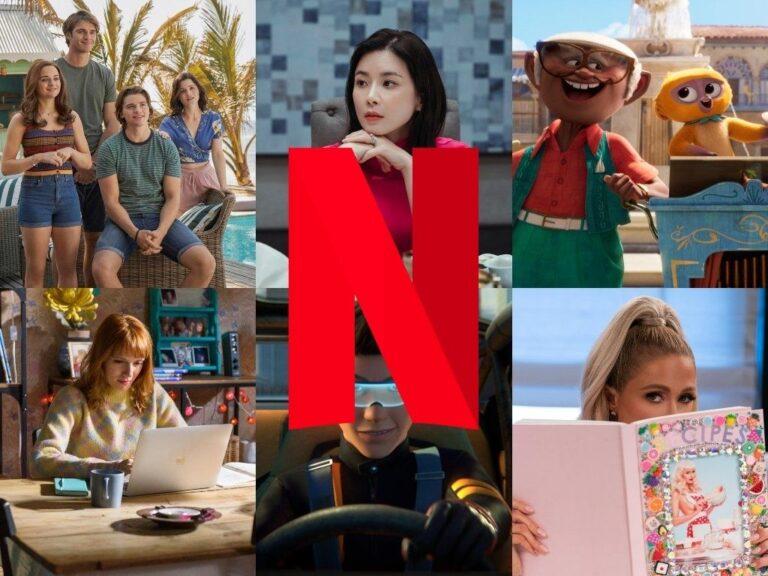 Lo que llega a Netflix en agosto