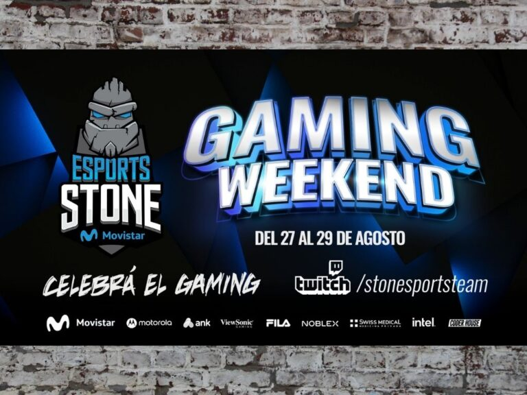 La agenda del Gaming Weekend
