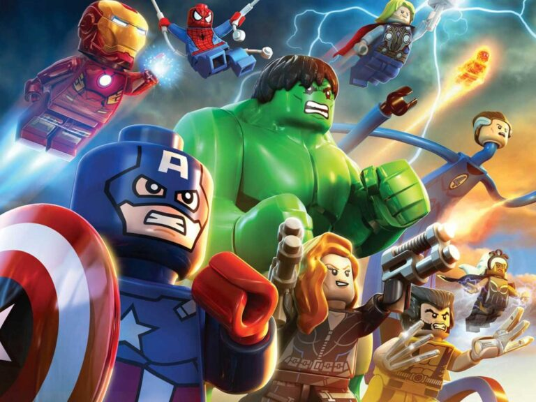 LEGO Marvel Super Heroes se lanza en Nintendo Switch en octubre