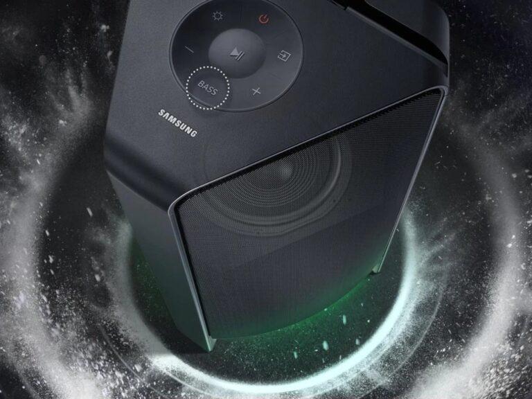 Por qué elegir las Torres y Barras de Sonido de Samsung