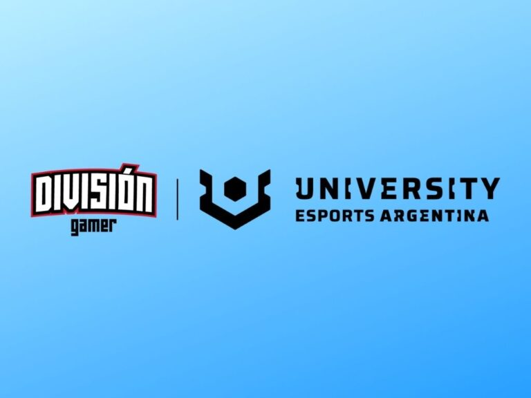 Nuevo sponsor para División Gamer University Esports Argentina