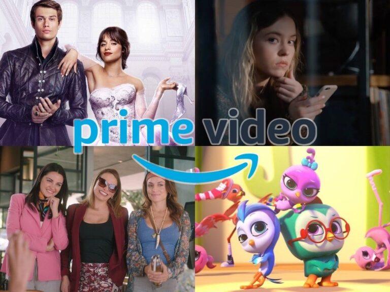 Los estrenos destacados de septiembre en Amazon Prime Video