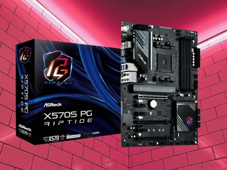 ASRock presenta su motherboard X570S PG Riptide en Argentina