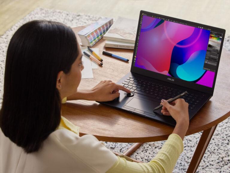 ASUS presenta 26 nuevos portátiles para diferentes tipos de usuarios