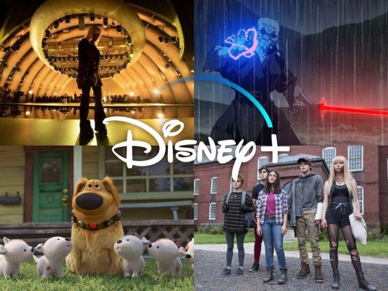 Las novedades de Disney+ en septiembre