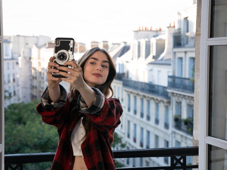 La segunda temporada de Emily en Paris está cerca