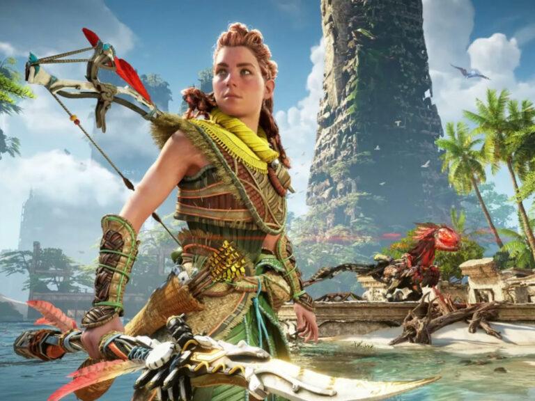 Horizon Forbidden West, ya en preventa en el store de PlayStation Argentina