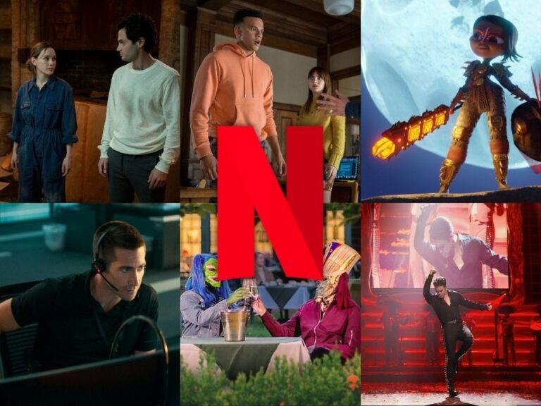 Lo que llega a Netflix en octubre