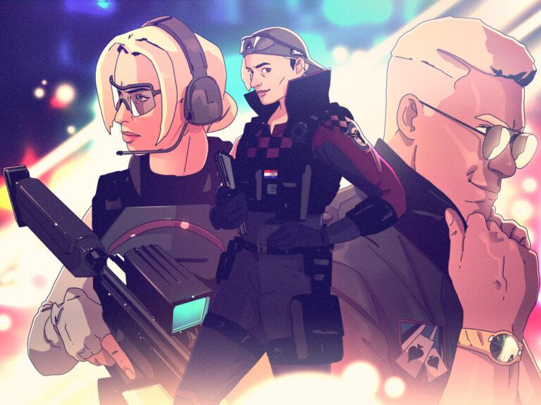 Ya disponible Crystal Guard, la tercera temporada del Año 6 de Tom Clancy's Rainbow Six Siege