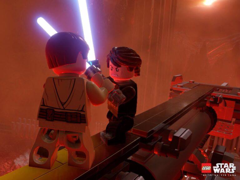 Nuevo trailer de  Lego Star Wars: The Skywalker saga